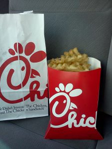 Chick-fil-A Packaging